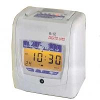 Reloj de Tarjeta: Modelo K-12