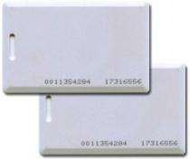 Tarjetas, cintas y credenciales de proximidad